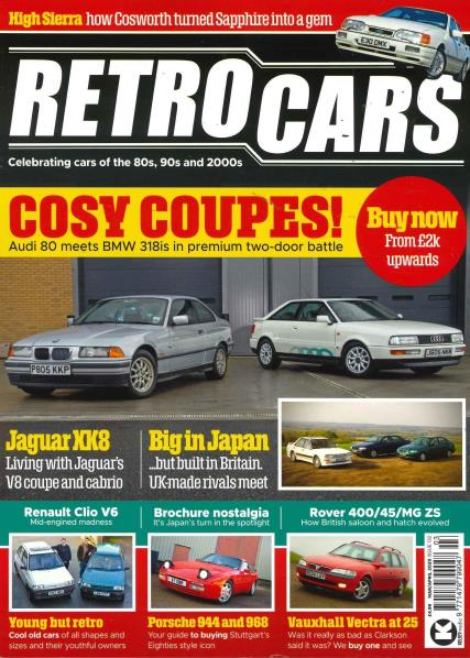 Retro Cars magazine