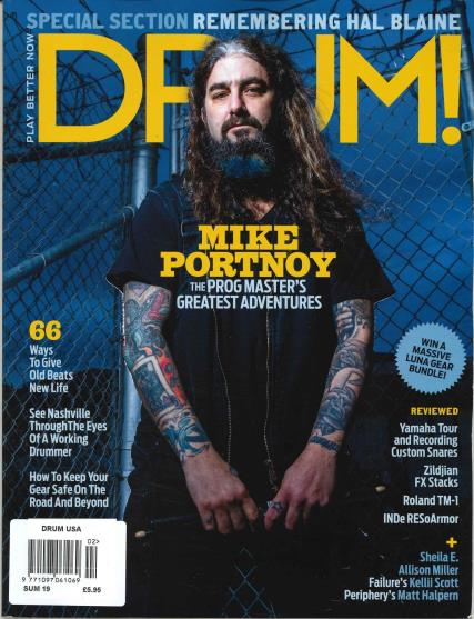 Drum USA magazine