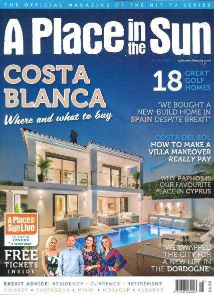 A Place in the Sun magazine