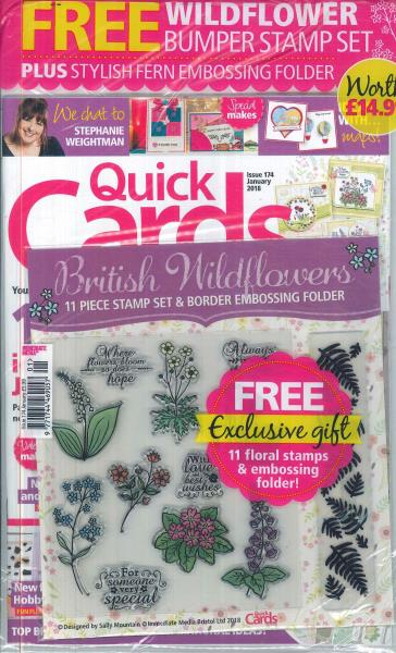 Quick Cards Made Easy magazine