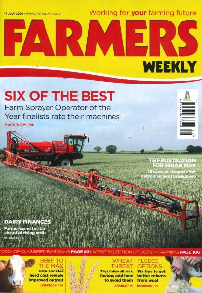 Farmers Weekly magazine