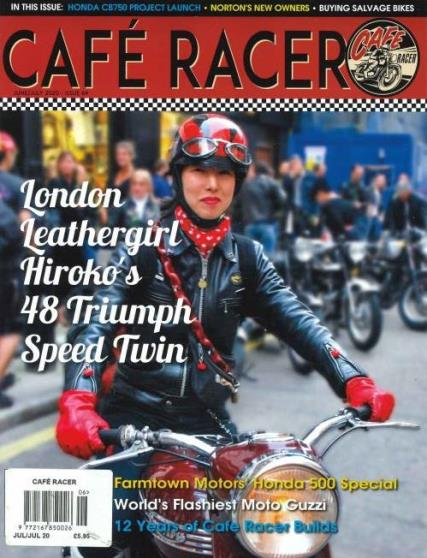Cafe Racer magazine