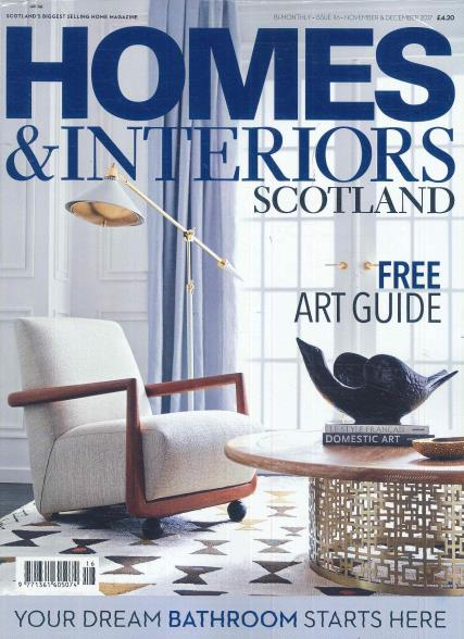 Homes U0026 Interiors Scotland Magazine