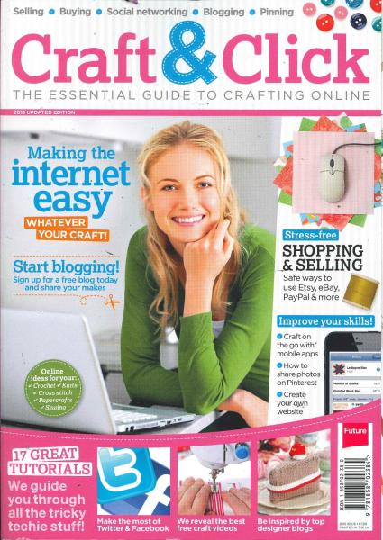 Craft click magazine subscription for Country woman magazine crafts