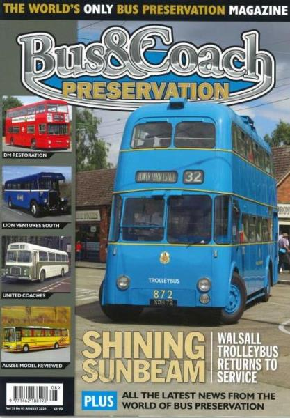 Bus & Coach Preservation magazine