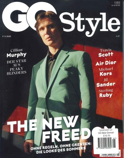 GQ Style German magazine