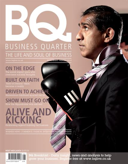 BQ Midlands magazine