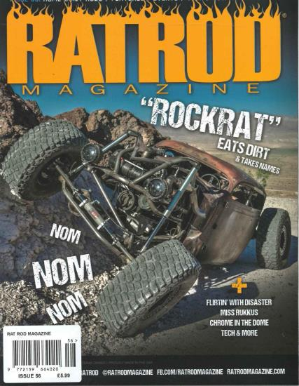 Rat Rod magazine