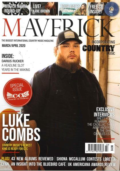 Maverick magazine