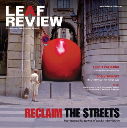 Leaf Review magazine