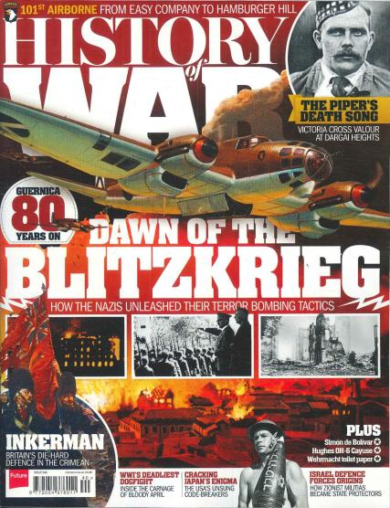 History of War magazine