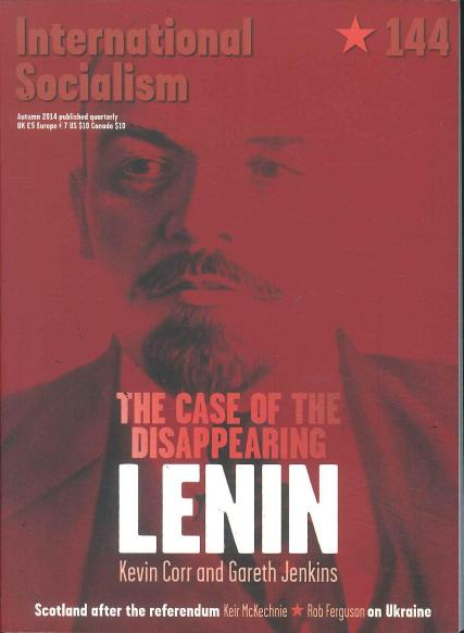 International Socialism magazine