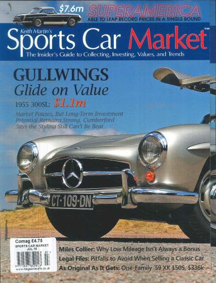 Sports Car Market magazine