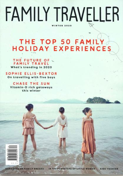 Family Traveller magazine