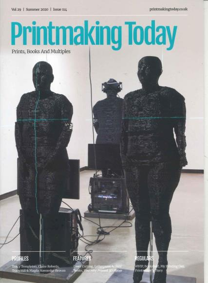 Printmaking Today magazine