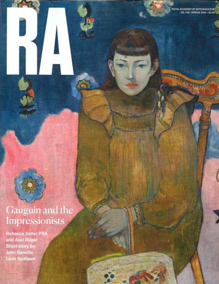 Royal Academy of Arts magazine