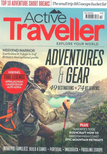 Active Traveller magazine