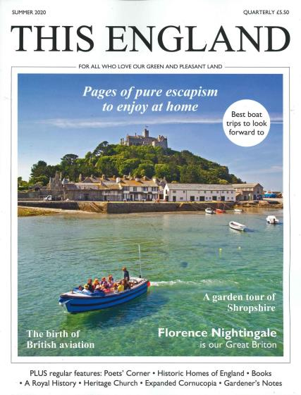 This England magazine