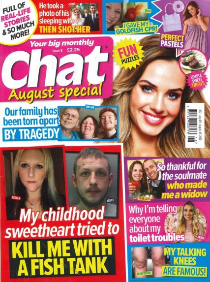 Chat Passion Series magazine