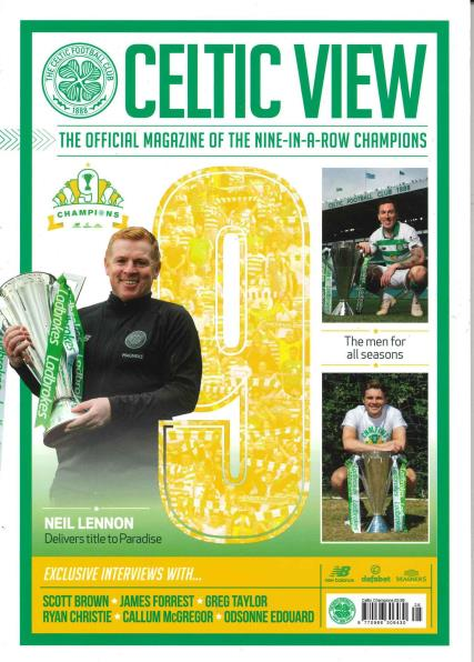 Celtic View magazine
