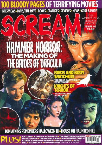 Scream magazine