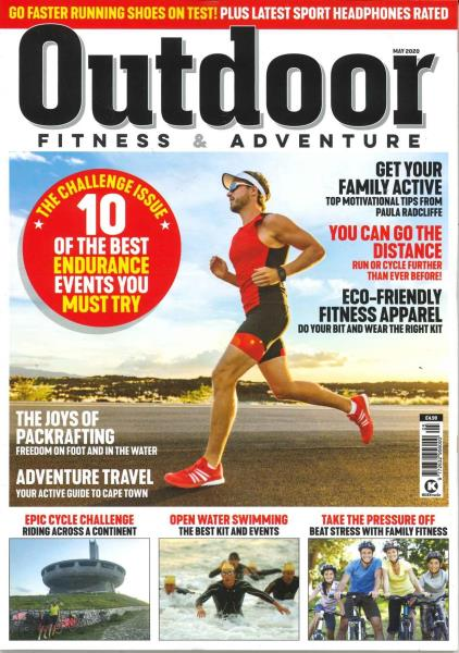 Outdoor Fitness magazine
