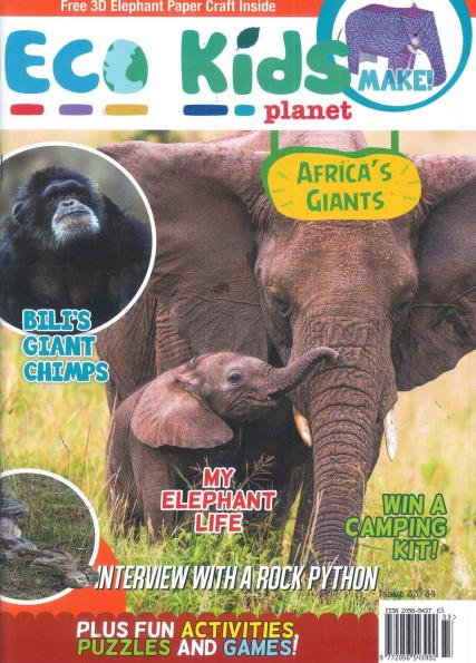 Eco Kids Planet magazine