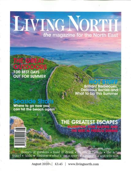 Living North magazine