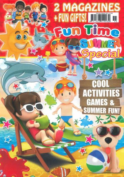 Funtime magazine