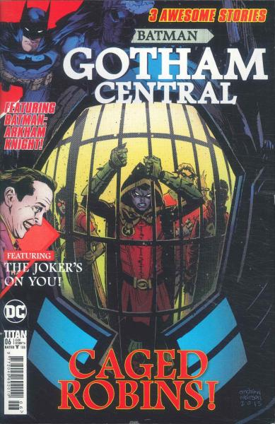 Batman Arkham (Gotham Central) magazine
