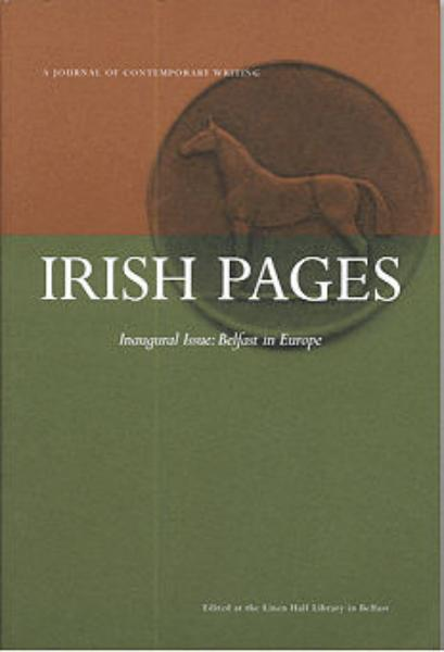 Irish Pages magazine