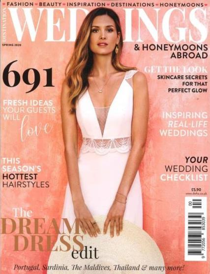 Wedding Honeymoons magazine