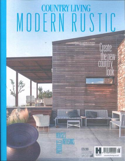 country living modern rustic magazine subscription. Black Bedroom Furniture Sets. Home Design Ideas