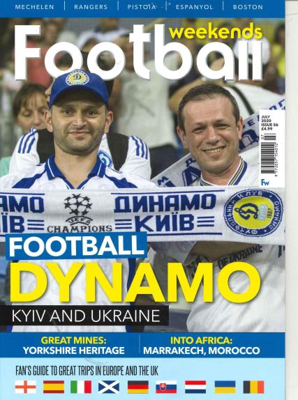 Football Weekends magazine
