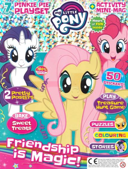 my little pony magazine subscription