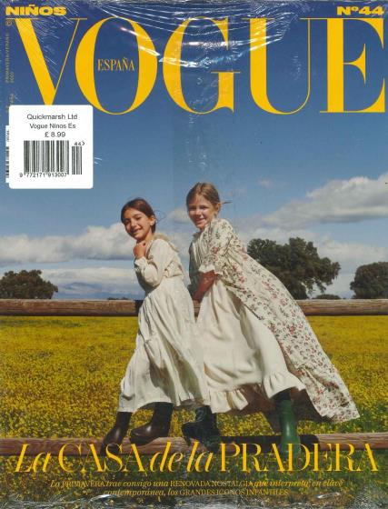Vogue Ninos magazine