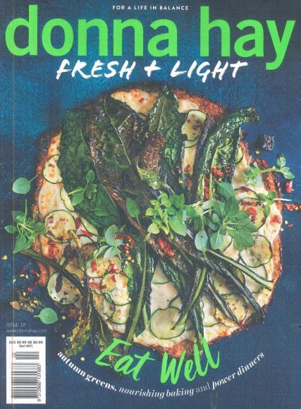 Donna Hay Fresh & Light magazine