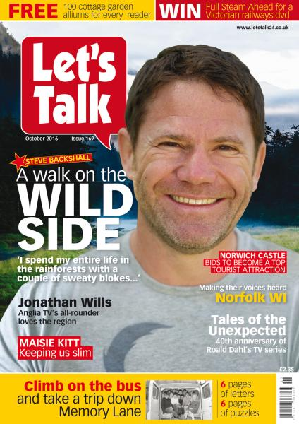 Let's Talk magazine