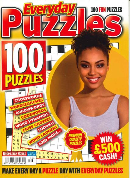 Everyday Puzzles magazine