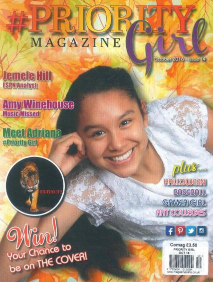 Priority Girl magazine