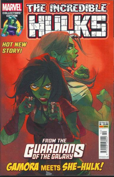 The Incredible Hulks magazine
