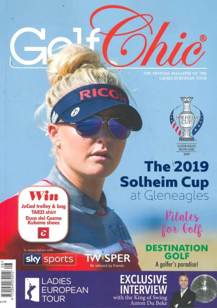 Golf Chic magazine