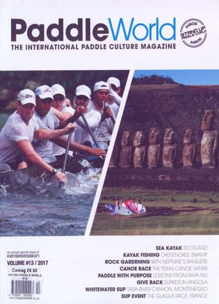 Kayak - Paddle World magazine