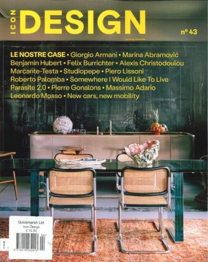 Icon Design magazine