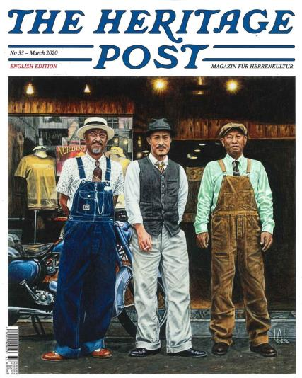 The Heritage Post magazine