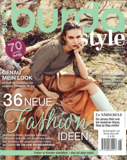 Burda Style German magazine