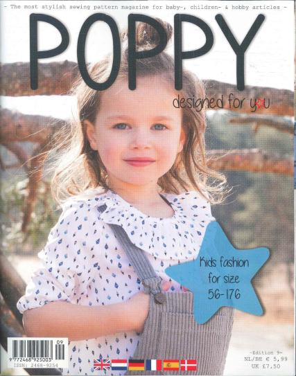POPPY Craft  magazine