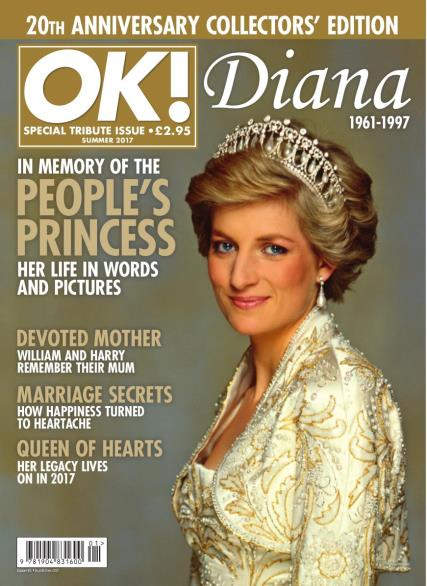 Ok! Special Tribute Issue magazine