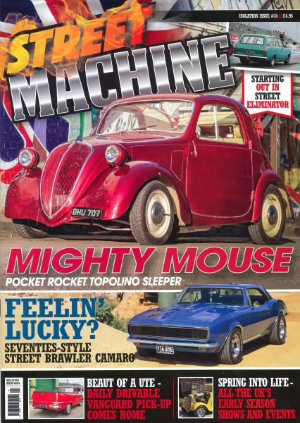 Street Machine magazine