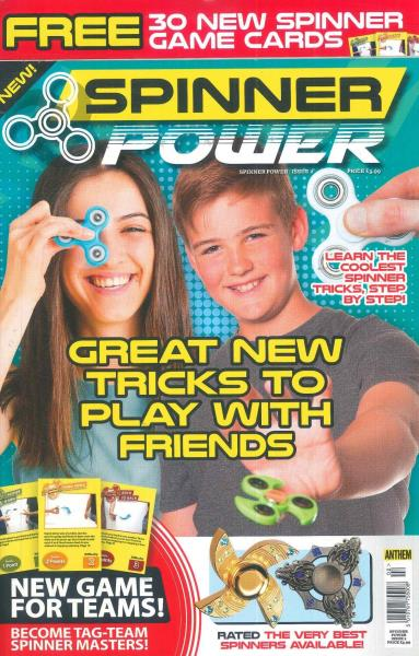 Spinner Power magazine